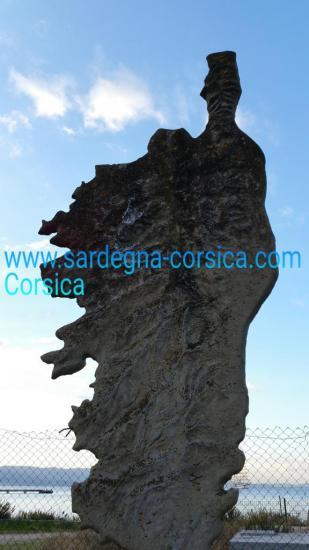 CORSICA SCULPTURE.  www.sardegna-corsica.com
