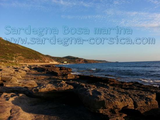 Sardegna Bosa marina