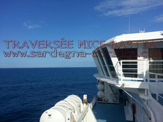TRAVERSÉE NICE-BASTIA. www.sardegna-corsica.com