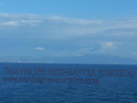 TRAVERSÉE NICE-BASTIA (CORSICA) www.sardegna-corsica.com