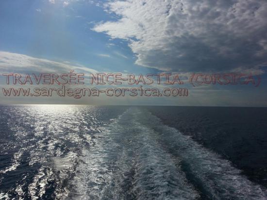 TRAVERSÉE NICE-BASTIA. (CORSICA)%0Awww.sardegna-corsica.com