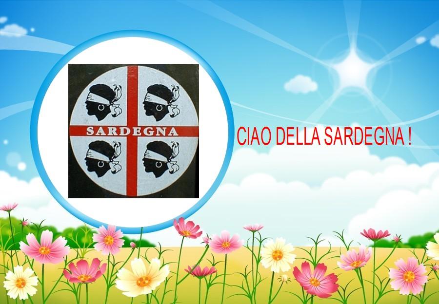 Ciao della Sardegna !