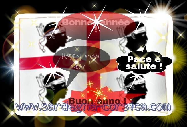 Bonne année, Buon anno, Happy new year, Pacce e salute...